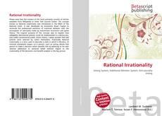 Portada del libro de Rational Irrationality