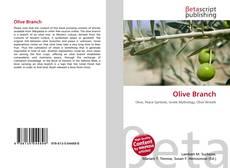 Borítókép a  Olive Branch - hoz