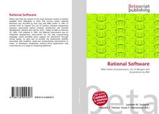 Rational Software kitap kapağı