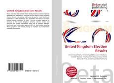 Couverture de United Kingdom Election Results