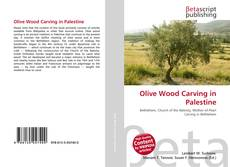 Bookcover of Olive Wood Carving in Palestine