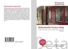 Bookcover of Bahnstrecke Trnava–Kúty