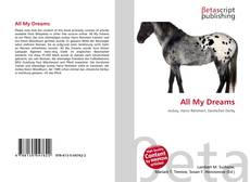 Portada del libro de All My Dreams