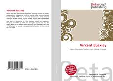 Bookcover of Vincent Buckley