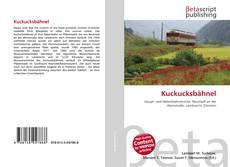 Bookcover of Kuckucksbähnel