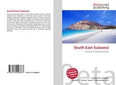 Couverture de South East Sulawesi