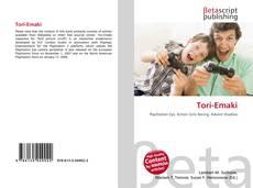 Capa do livro de Tori-Emaki