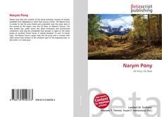 Capa do livro de Narym Pony