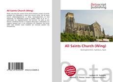 All Saints Church (Wing) kitap kapağı