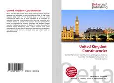 United Kingdom Constituencies kitap kapağı