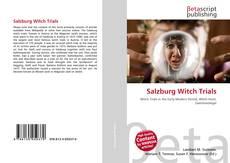 Bookcover of Salzburg Witch Trials