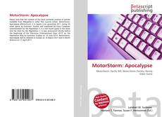 Обложка MotorStorm: Apocalypse