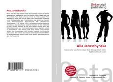 Buchcover von Alla Jaroschynska