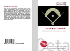 South End Grounds kitap kapağı