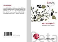 Buchcover von Alla Nazimova