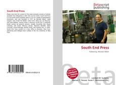 South End Press kitap kapağı