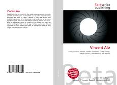 Bookcover of Vincent Alo