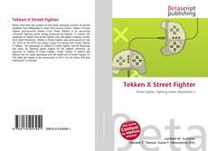 Couverture de Tekken X Street Fighter