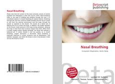Bookcover of Nasal Breathing