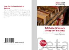 Bookcover of Talal Abu-Ghazaleh College of Business
