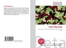 Bookcover of Talat Masood