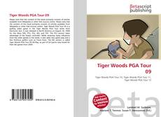 Bookcover of Tiger Woods PGA Tour 09