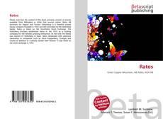 Ratos kitap kapağı