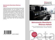 Обложка Bahnstrecke Mannheim-Rheinau–Ketsch