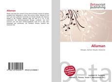 Buchcover von Allaman