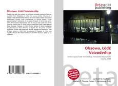Olszowa, Łódź Voivodeship的封面
