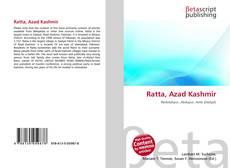 Borítókép a  Ratta, Azad Kashmir - hoz