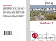 Bookcover of South Foreland