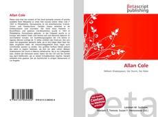 Bookcover of Allan Cole