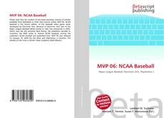 Couverture de MVP 06: NCAA Baseball