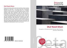 Обложка Oluf Reed-Olsen