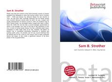 Bookcover of Sam B. Strother