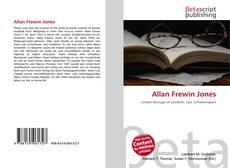 Buchcover von Allan Frewin Jones