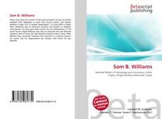 Capa do livro de Sam B. Williams