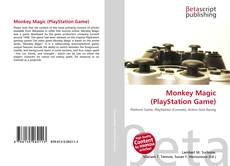 Bookcover of Monkey Magic (PlayStation Game)