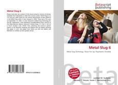 Обложка Metal Slug 6