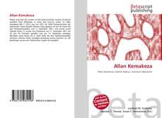 Allan Kemakeza kitap kapağı