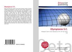 Couverture de Olympiacos S.C.