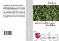 Capa do livro de Nascimento (Portuguese Footballer)