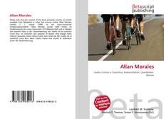 Capa do livro de Allan Morales