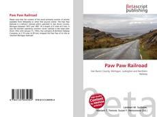 Borítókép a  Paw Paw Railroad - hoz