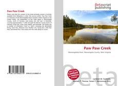 Borítókép a  Paw Paw Creek - hoz