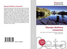 Copertina di Olympic-Wallowa Lineament