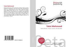 Borítókép a  Talat Mahmood - hoz