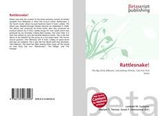 Bookcover of Rattlesnake!