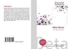 Couverture de Allan Reuss